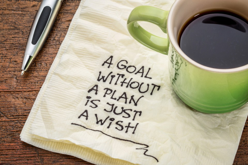 Goal-setting for change that sticks